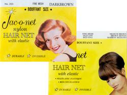 Jac-o-net Bouffant Size Hair Net