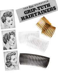 Grip-Tuth® Hairtainer Combs