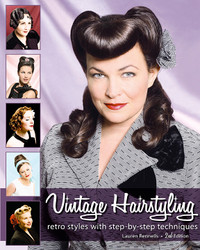 Digital Book - Vintage Hairstyling: Retro Styles with Step-by-Step Techniques 2nd Edition
