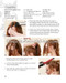 step by step instruction for a vintage hairstyle
