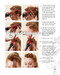 tutorial for a vintage inspired updo