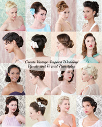 Paperback - Vintage-Inspired Hairstyles for Formal Occasions