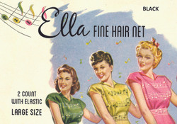 Ella Fine Hair Net