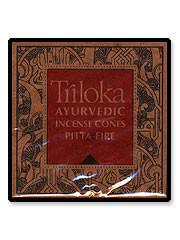 Pitta Triloka  Ayurvedic Cones