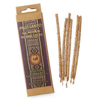 Palo Santo and Wild Herbs Prabhuji Smudging Incense Sticks
