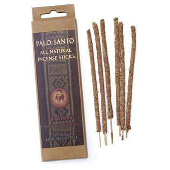 Palo Santo Traditional Prabhuji Smudging Incense Sticks