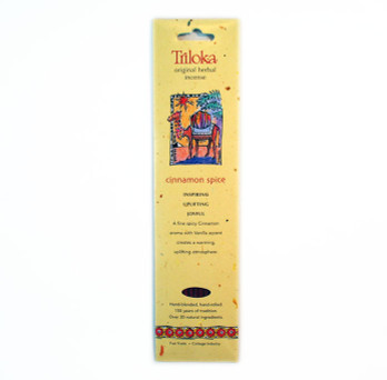 Cinnamon Spice Triloka  Herbal Sticks