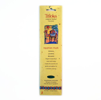 Egyptian Musk Triloka  Herbal Sticks