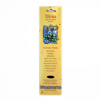 Lavender Fields Triloka  Herbal Sticks