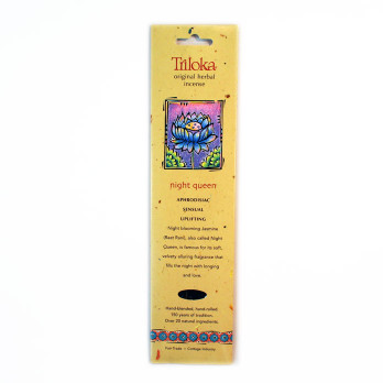 Night Queen Triloka  Herbal Sticks