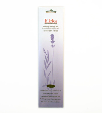 Lavender Fields Triloka  Premium Sticks