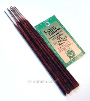 Dragon's Blood & Patchouli Resin Nature Nature Incense Sticks