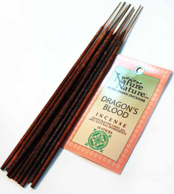Dragon's Blood Resin Nature Nature Incense Sticks