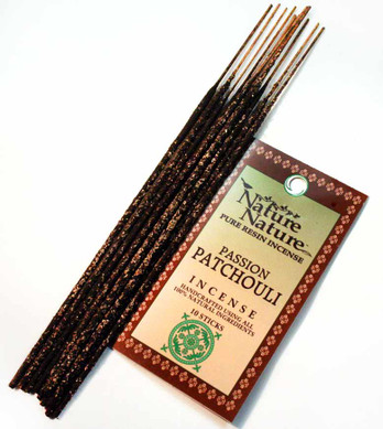 Patchouli Resin Nature Nature Incense Sticks