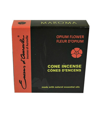 Opium Flower Maroma Incense Cones