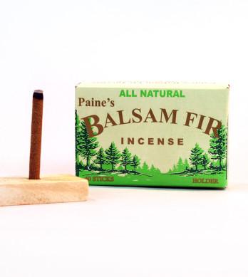 Balsam Fir (Green Box) Paines Incense