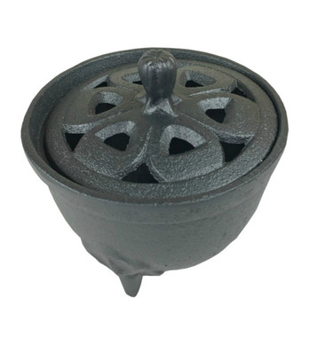 Iron Cauldron burner - Large