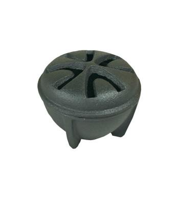 Iron Cauldron Incense Burner - Small
