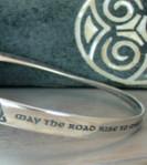 Irish Blessing Bracelet
