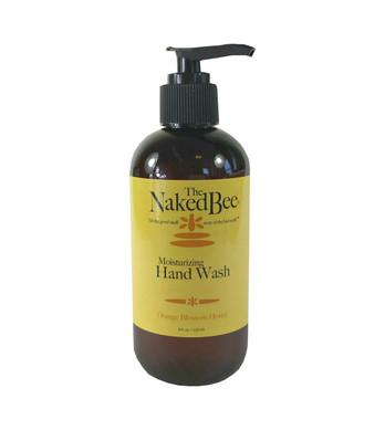 Orange Blossom & Honey Hand Wash - Bottle - The Naked Bee