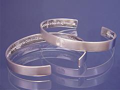 Serenity Prayer Men's Cuff Bracelet