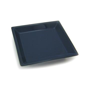 Porcelain Incense Tray - Dark Blue