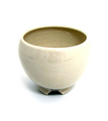 Incense Bowl - Ivory