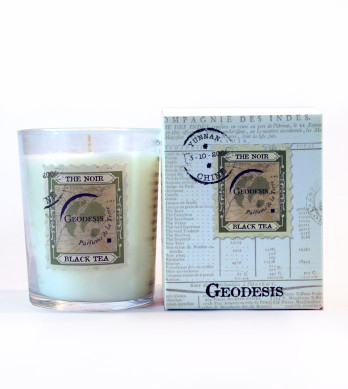 Black Tea - Geodesis - Candle