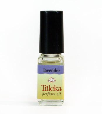Lavender Triloka Perfume Oil