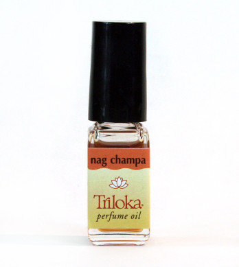 Nag Champa Triloka Perfume Oil