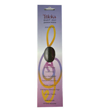 Assortment Triloka Duet Premium Sticks