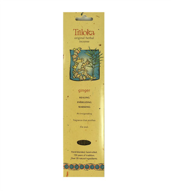 Ginger Triloka  Herbal Sticks