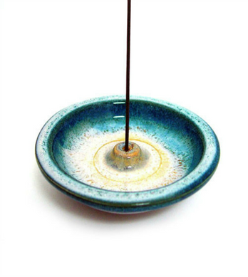 Incense Wheel - Ocean Blue
