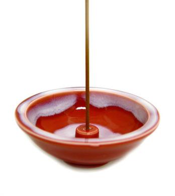 Incense Wheel - Crimson