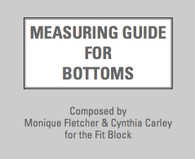 Measuring Guide for Bottoms