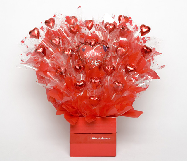 Valentine's Day Chocolate Flowers & Gifts Sunshine Coast ...