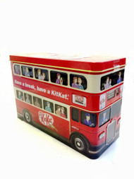 Limited Edition Kit Kat Bus