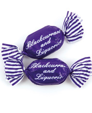 Blackcurrant & Liquorice Boiled Sweets