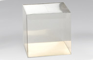 Transparent 10cm Cube