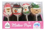 Large Christmas Mallow Pops x 24