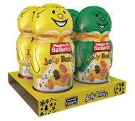 Bassetts Novelty Jelly Babies Gift Jar