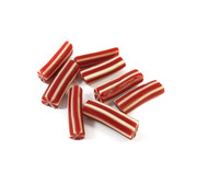 Liquorice Red & White Candy Canes