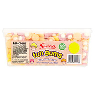 Fun Gums Foam Mushrooms Tub