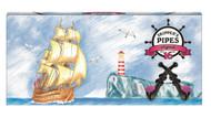 Malaco Skipper Liquorice Pipes x 16