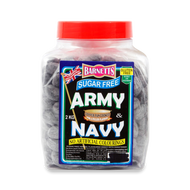 Barnetts Sugar Free - Army & Navy 2kg Jar