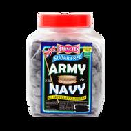 Barnetts Sugar Free - Army & Navy 2kg Jar