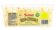 Fun Gums Fried Eggs