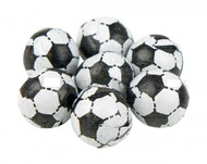 Chocolate Footballs - Black & White