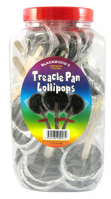 Treacle Pan Lollipops x 50