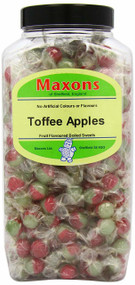 Maxons Toffee Apples Jar 2.27kg